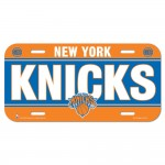 Tablica rejestracyjna NBA New York Knicks 30 x 15 cm