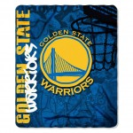 Koc NBA Golden State Warriors 115 x 150 cm