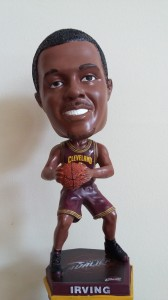 Bobble head NBA Kyrie Irving