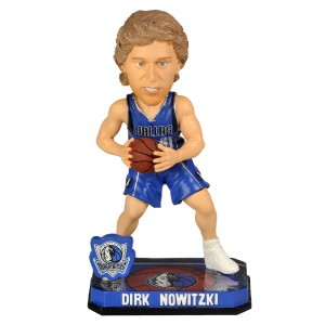 Bobble head NBA Dirk Nowitzki