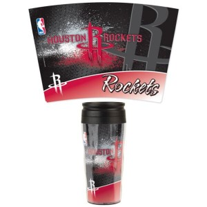 Kubek termiczny NBA Houston Rockets 450 ml