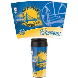 Kubek termiczny NBA Golden State Warriors 450 ml