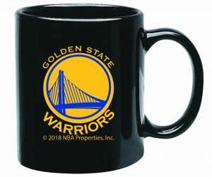 Kubek błyszczący NBA Golden State Warriors 425 ml